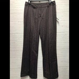 Worthington works Aubrey fit dress pants 8 NWT